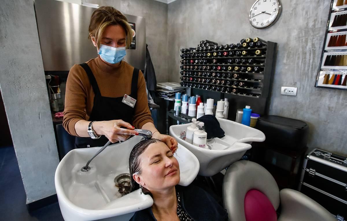 Во сколько открывается парикмахерская