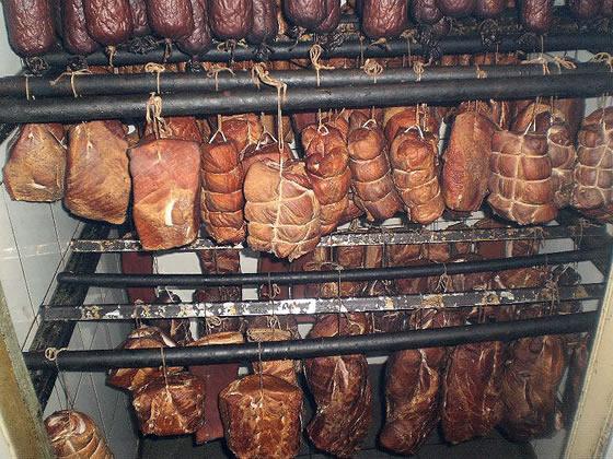Копчение мяса малый бизнес
