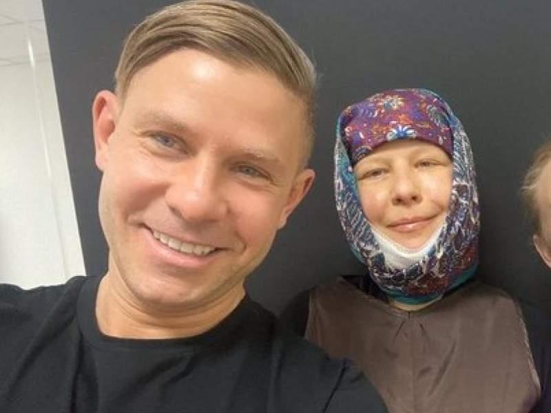 Новости дня: Митя Фомин дал постаревшей сестре 500 тысяч на пластику