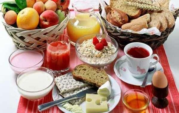 Який повинен бути правильний сніданок