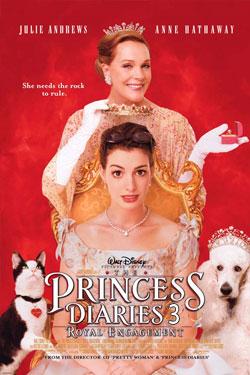 Смотреть бесплатно дневники принцессы 3 влюбленная принцесса