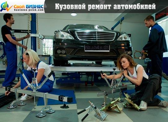 Как открыть свою мастерскую по ремонту автомобилей