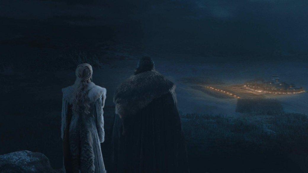 Спойлеры игры престолов 8 сезон 3 серия
