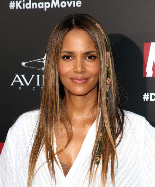Halle berry style hair