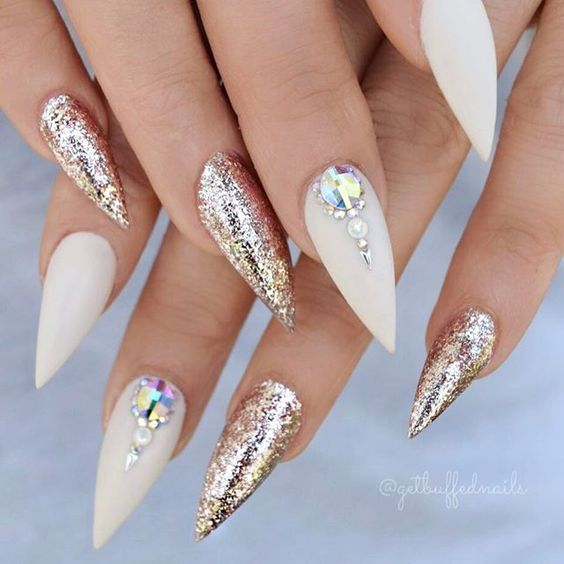 Claw nails designs