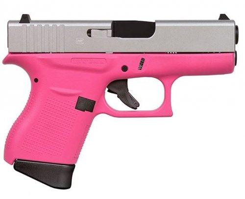 9mm pistol pink