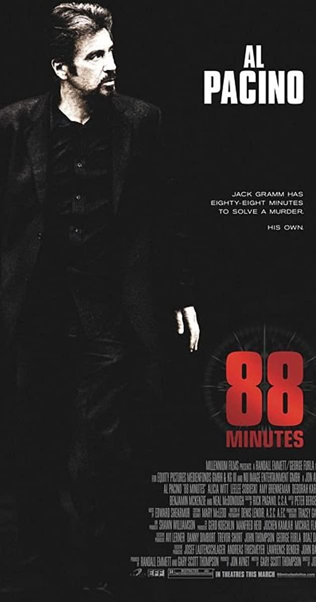 Al pacino movie 88 minutes