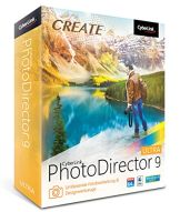 Cyberlink PhotoDirector 9 Ultra Software - 1