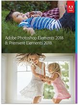 Adobe Photoshop Elements 2018 & Premiere Elements 2018 | Standard | Mac | Download - 1
