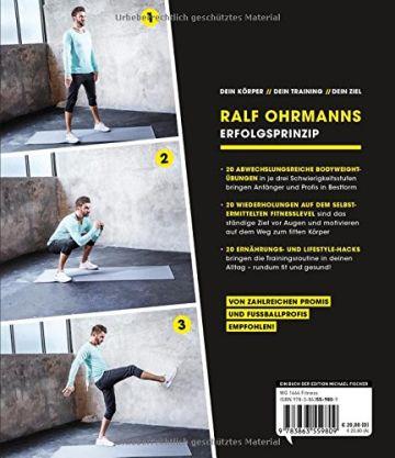 20 to Shape – Bodyweight only: Dein ehrliches Fitnesstraining – Ganzheitlich, funktionell, ohne Geräte - 2