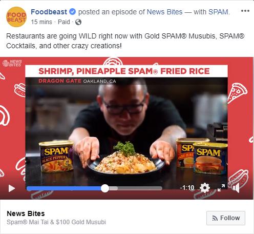 Foodbeast video snap ntn957