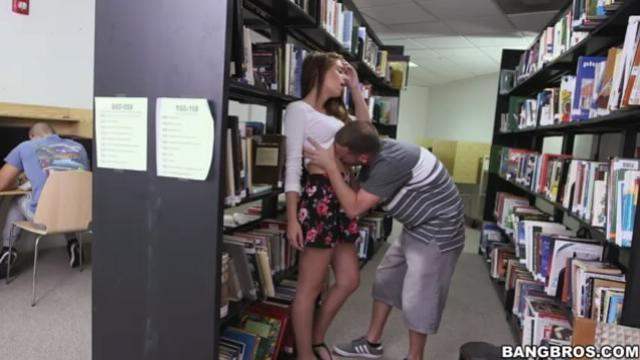 Порно библиотеке