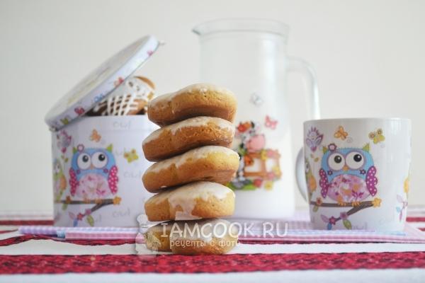 Рецепт медовых пряников в домашних условиях