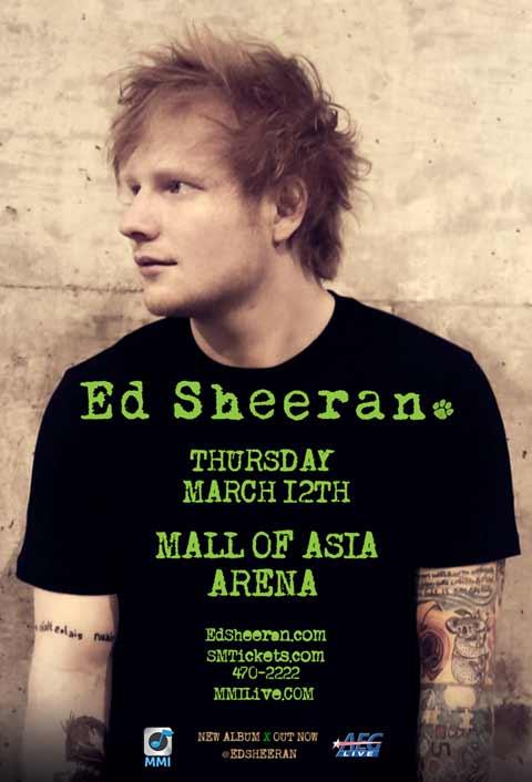 Ed sheeran ticket prices 2015