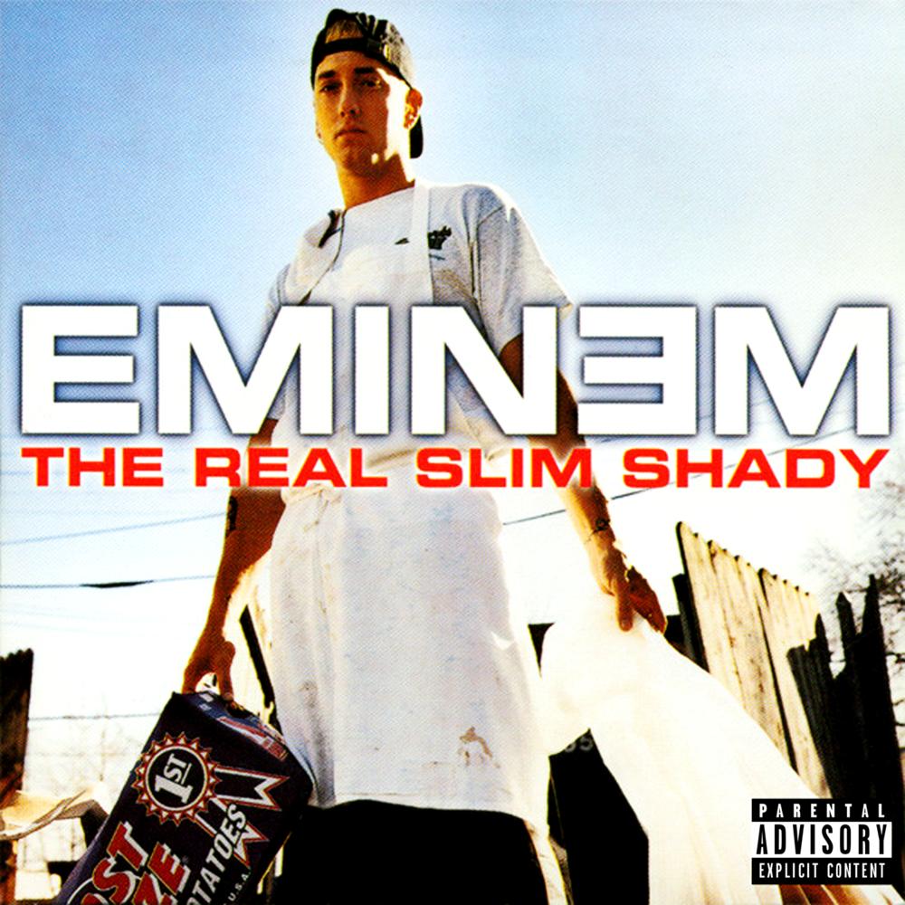 Eminem slim shady shirt