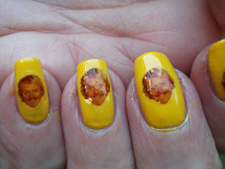 Keith lemon nails
