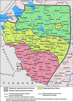 Лексика южнорусского говора