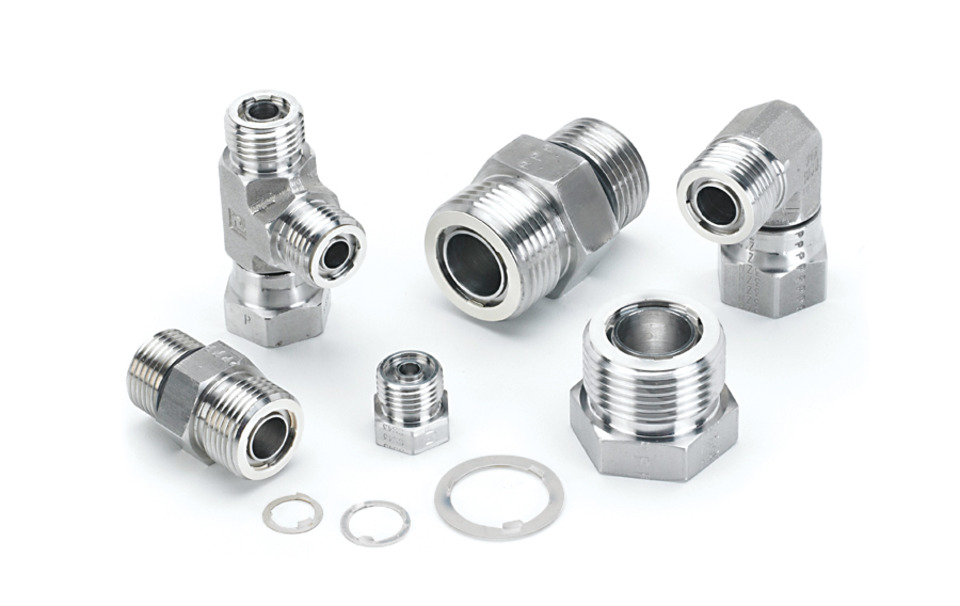 Seal-lok fittings