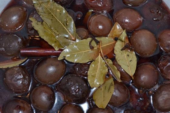 Угорка маринованная рецепт