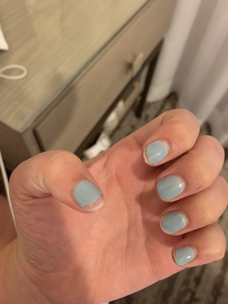 Mendham nails