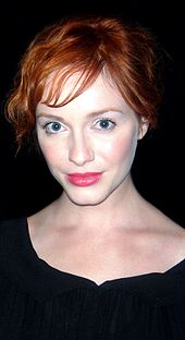 Christina hendricks fat 2012