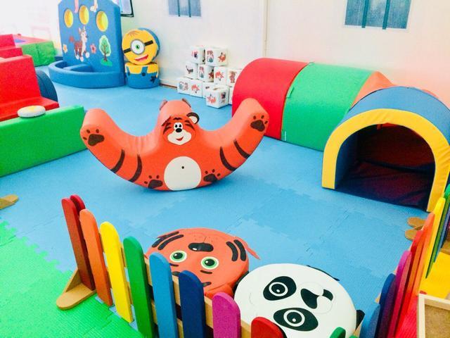 Наполнение детских игровых комнат