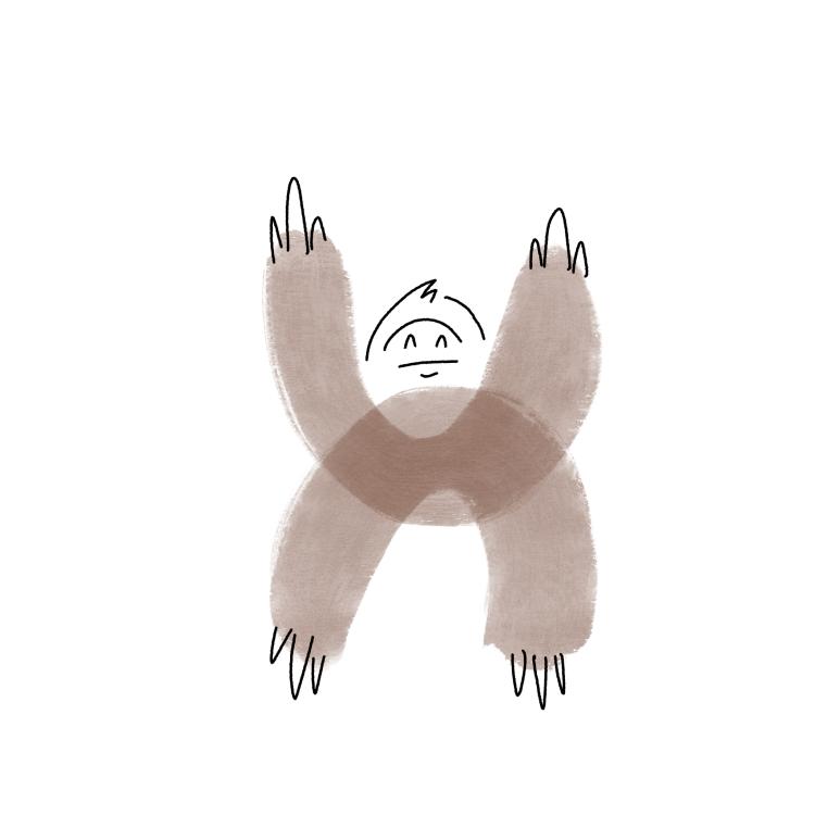 Artwork - Drawn in Procreate for iPad Pro