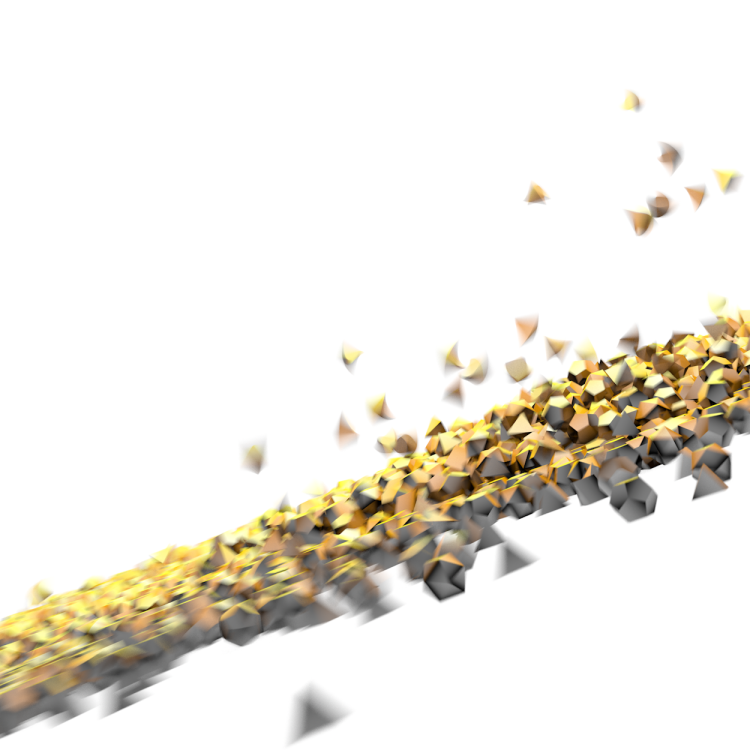 Artwork - Scene created and rendered in Cinema 4D