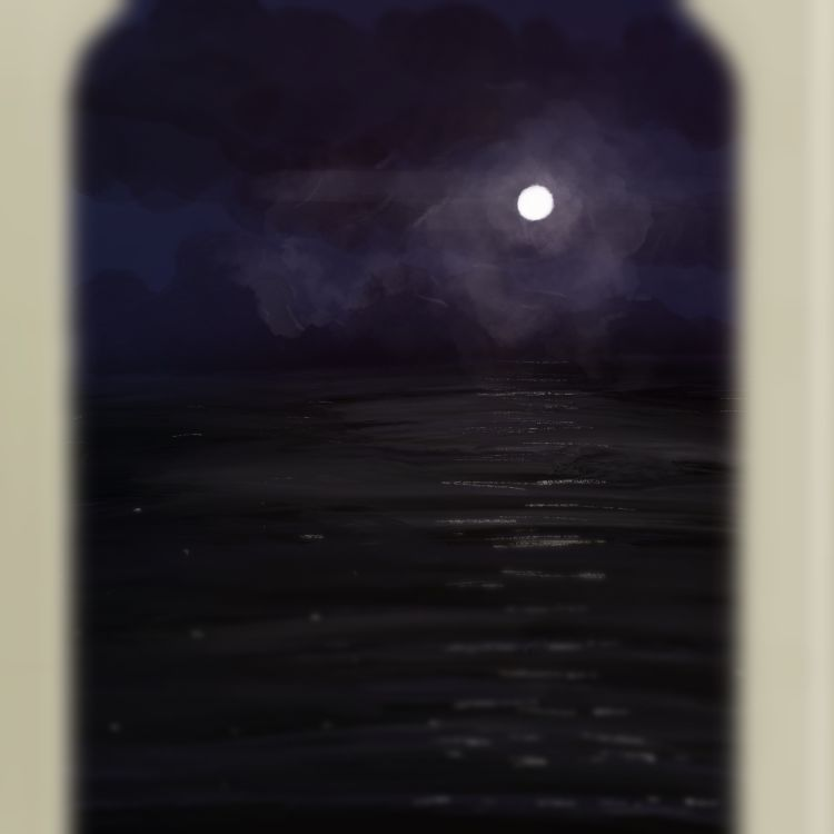 Artwork - Painted using Procreate for iPad Pro