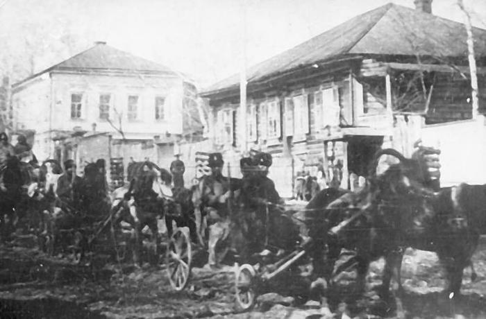 Полицейский наряд в Ижевске.