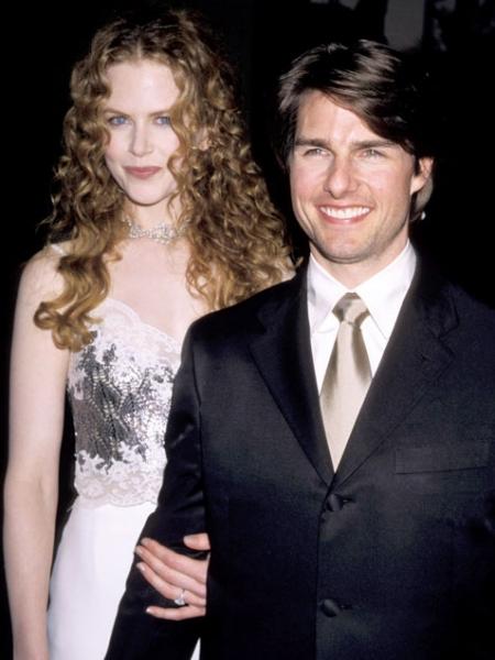 Николь и Том