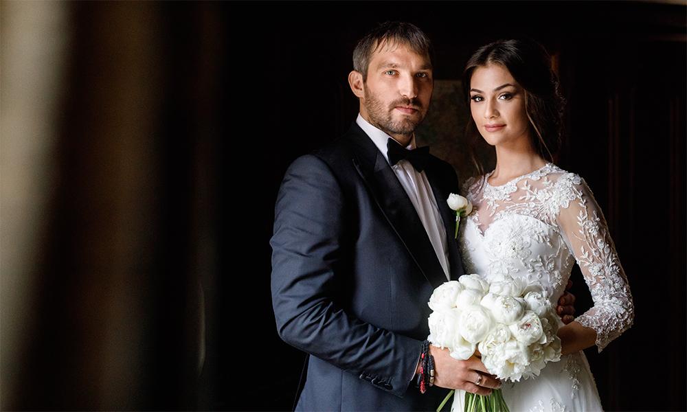 А овечкин свадьба