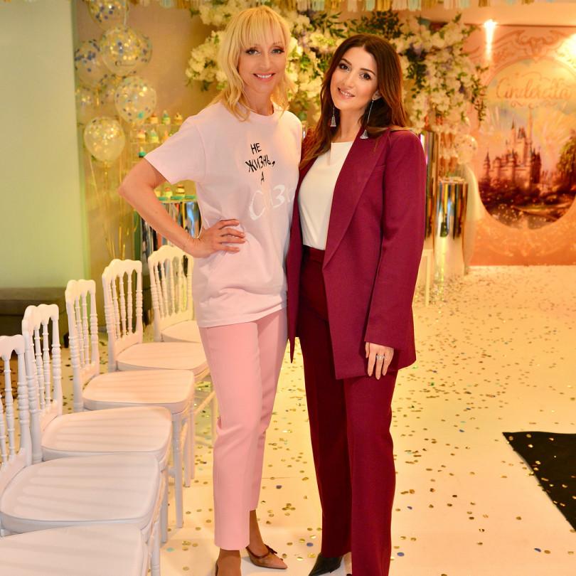 Кристина Орбакайте и Жасмин