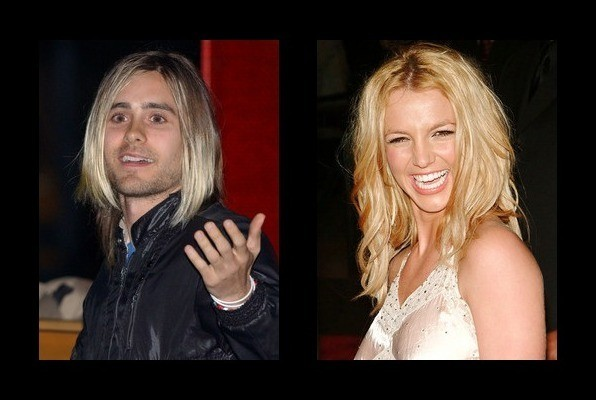 Jared leto and britney spears