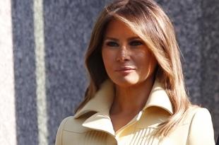 Мелания Трамп примерила любимый фасон Кейт Миддлтон