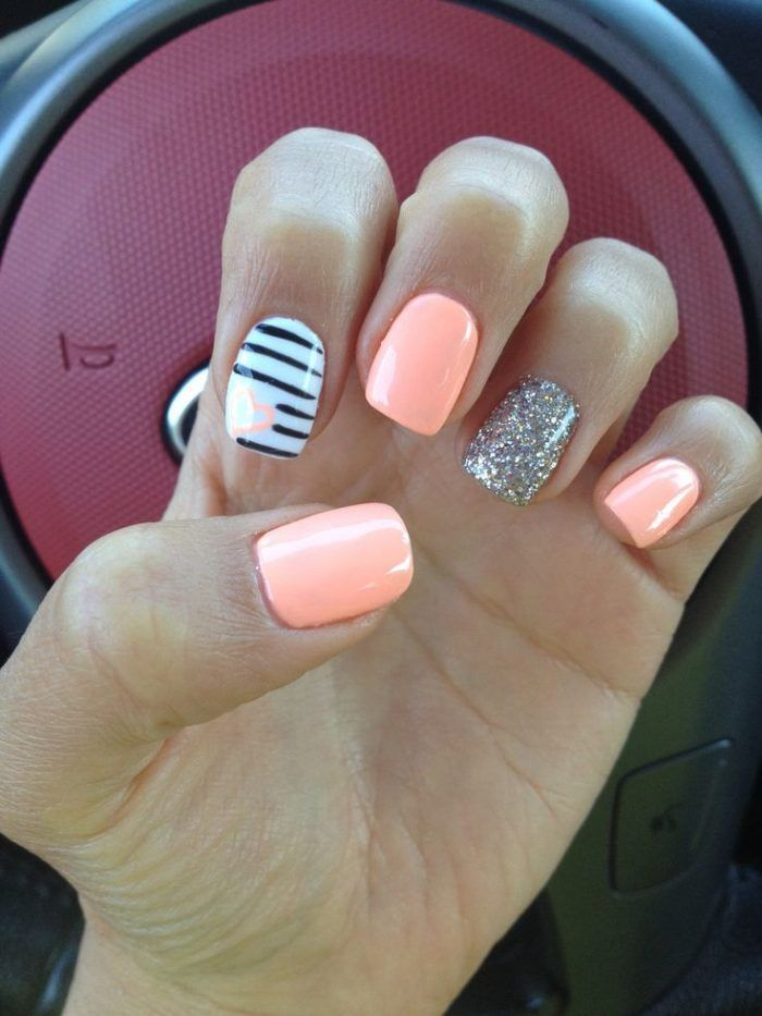 Cute gel nails ideas
