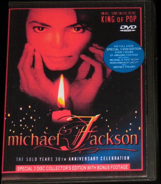 Buy michael jackson 30th anniversary dvd