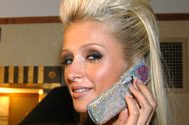 Paris hiltons cell phone number