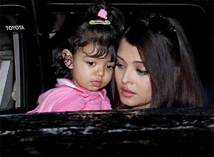 Indian celebrities baby girl names