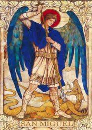 Oraciones a san miguel arcangel en latin