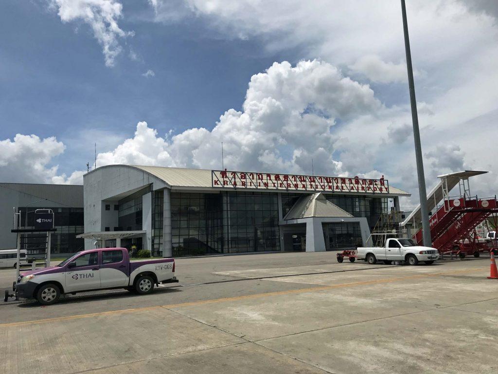 Аэропорт краби где находится