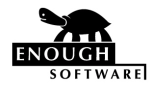 Enough Software Logo Image