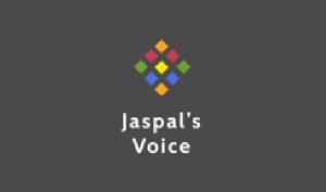 Jaspal's Voice Logo Image