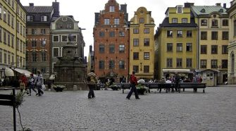 guía de Estocolmo