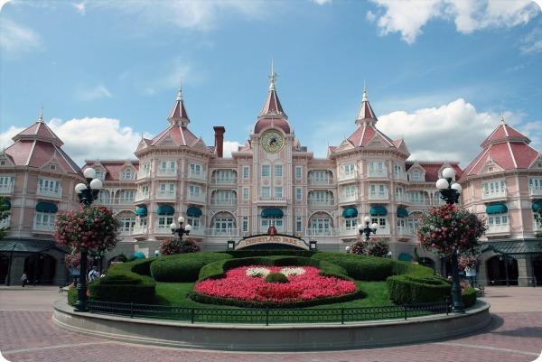 Disneyland París hoteles