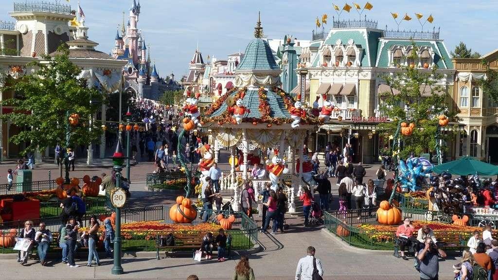Disneyland Paris MainStreet
