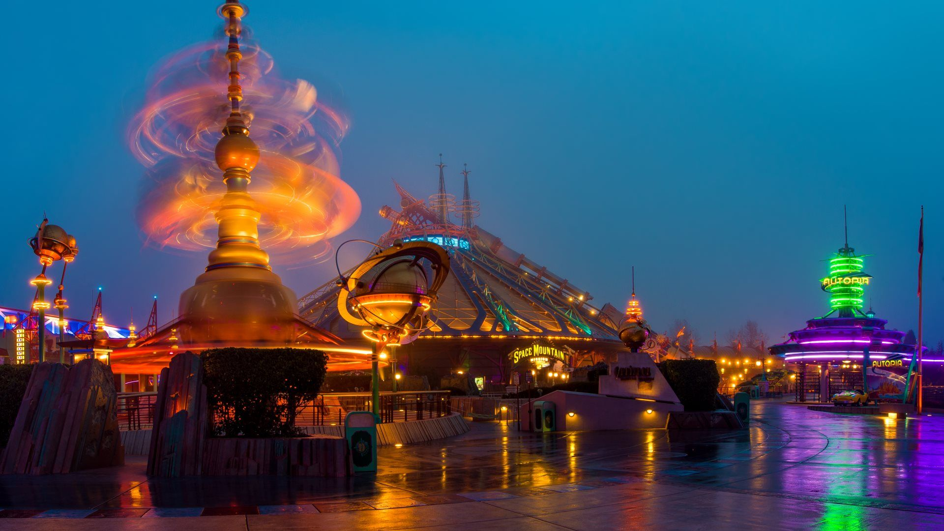 Disneyland Paris Discoveryland