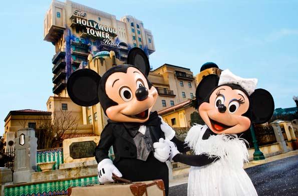 Disneyland Paris Walt Disney Estudios