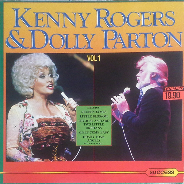 Kenny rogers dolly parton cd