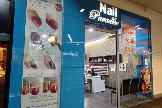 Paradise nails greensborough